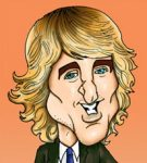drawing of actor owen wilson