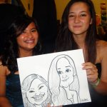caricatures in orange county